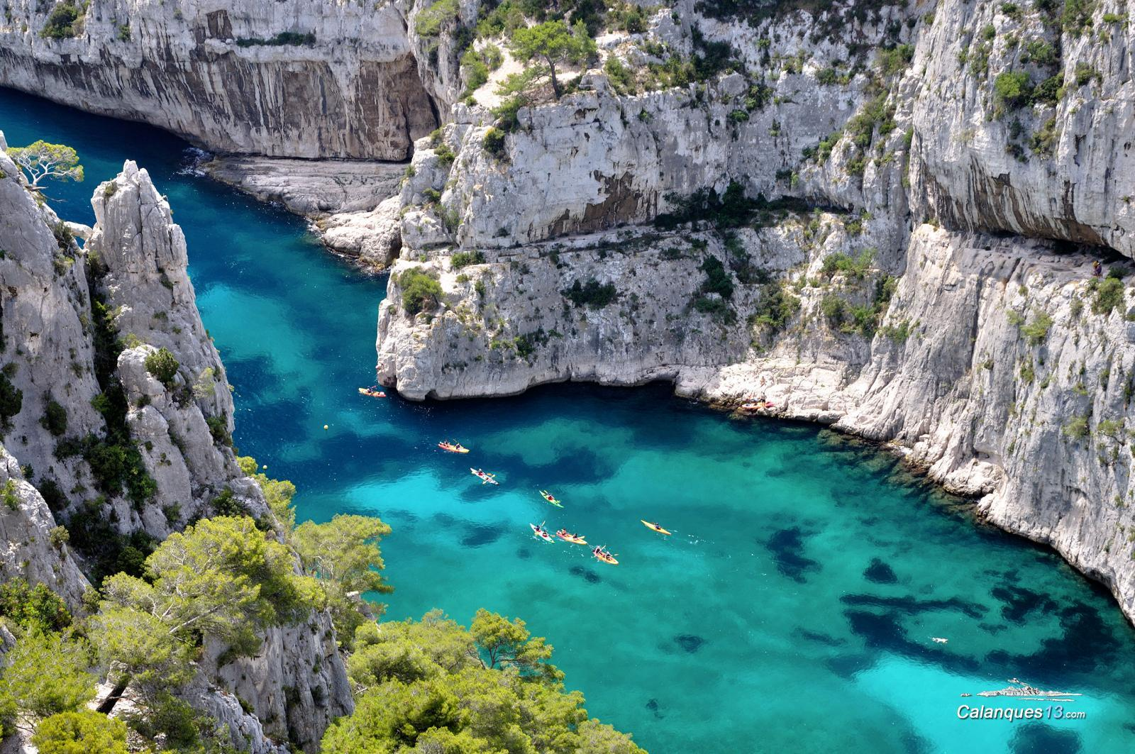 calanques-de-cassis - Photo