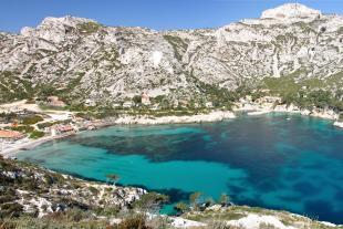 Overview of the Calanque